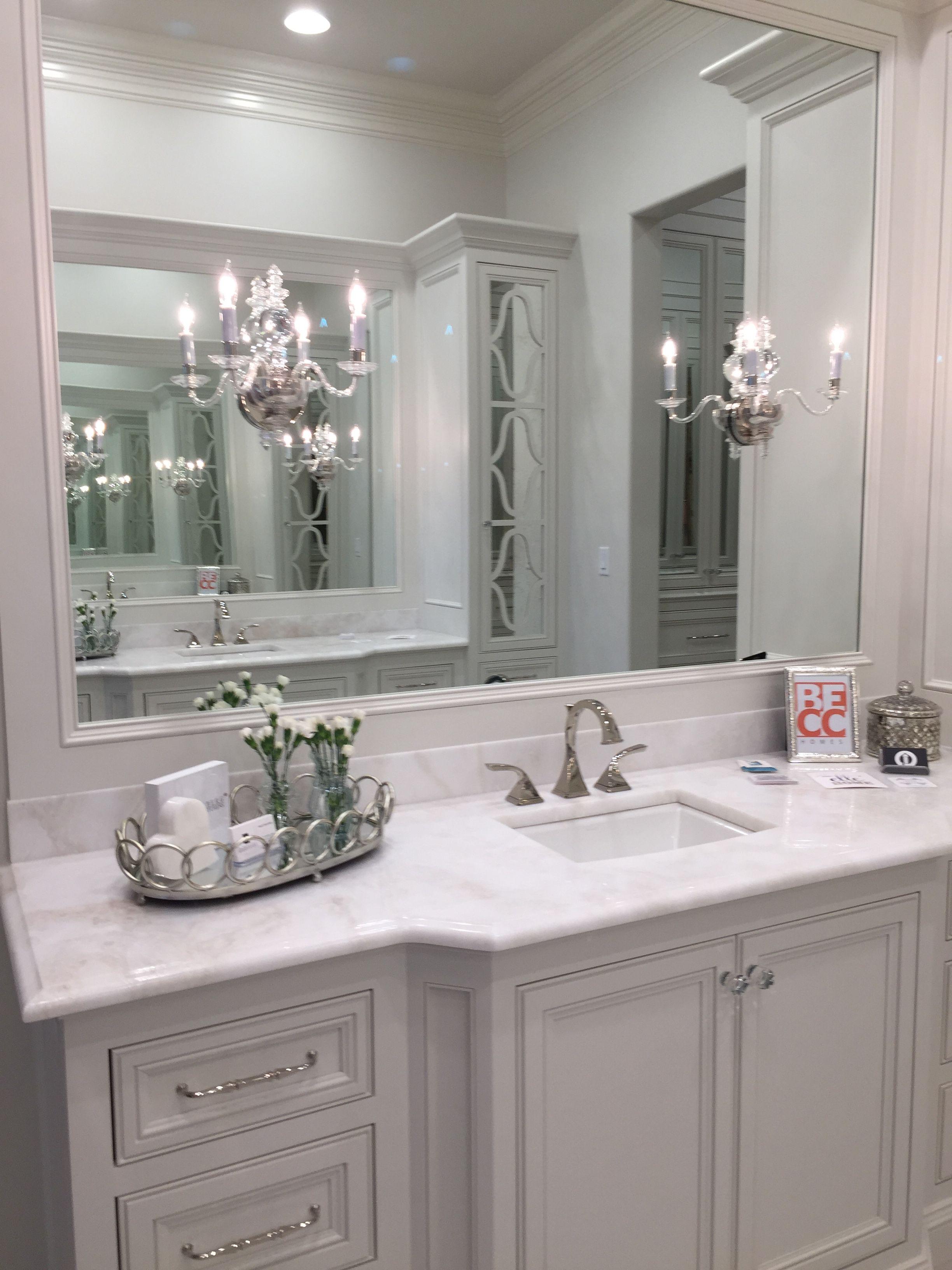 Master Bath   Restroom decor, Small bathroom