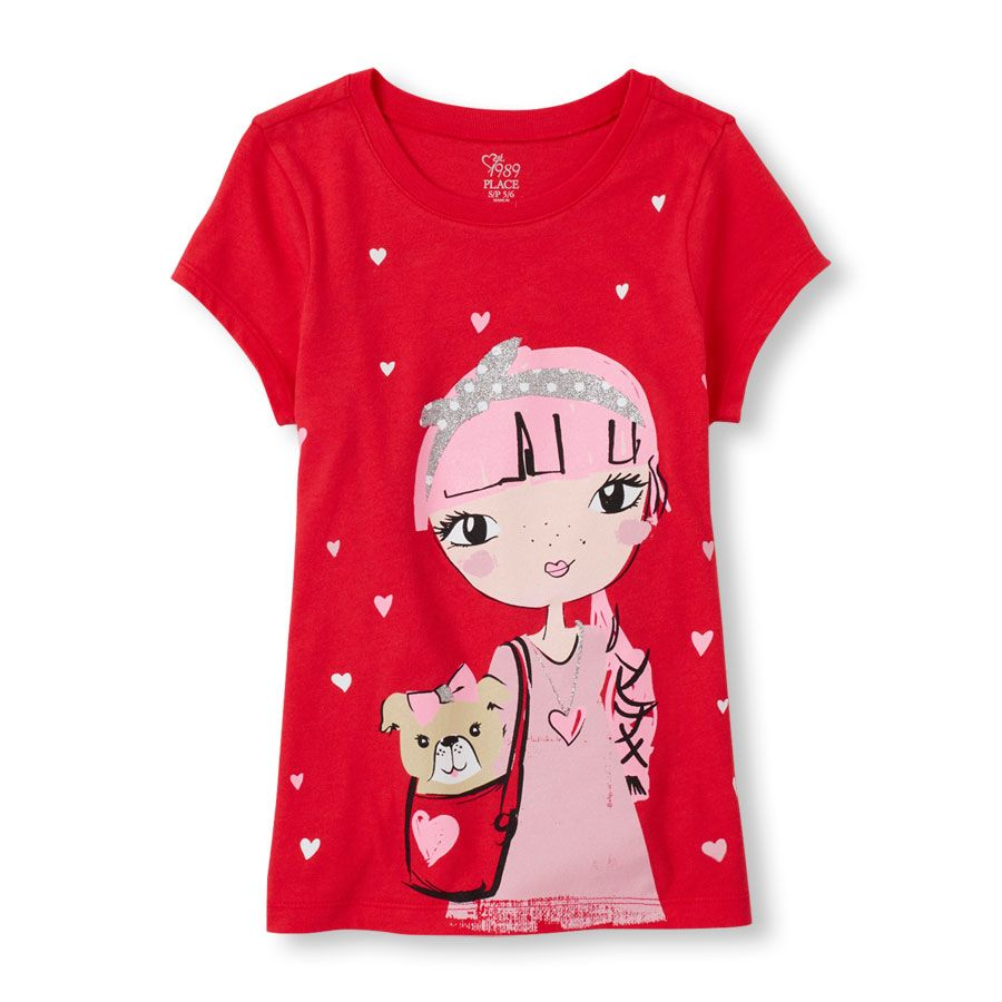 Birthday Girl T Shirt Childrens Place