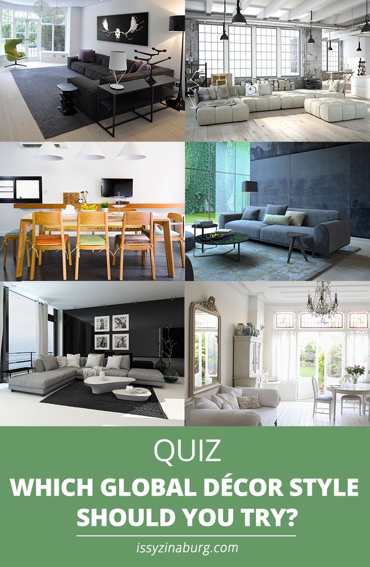 Which Global Decor Style Should You Try? This FREE Quiz Will Inspire You To  Start