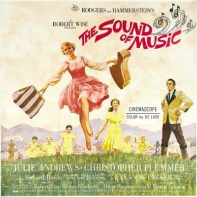 The Sound of Music. I was enchanted by this movie.