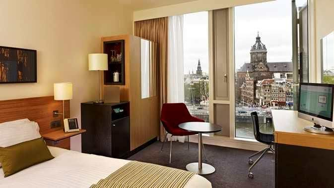 Hotel Deal Checker - Doubletree by Hilton Hotel Amsterdam Centraal Station