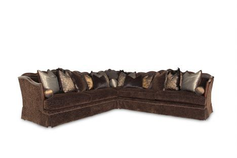 Delicieux RC LISA/SECTBODEGA   Rachlin Classics Lisa Three Piece Sectional | Mathis  Brothers Furniture