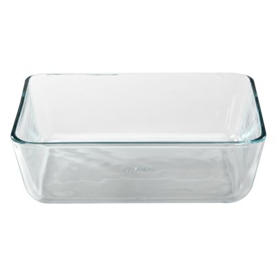 Pyrex 11 Cup Rectangle Storage Dish Glass Food Storage Containers Glass Food Storage Rectangle Storage