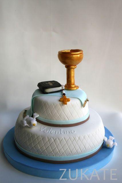tortas de comunion zukate