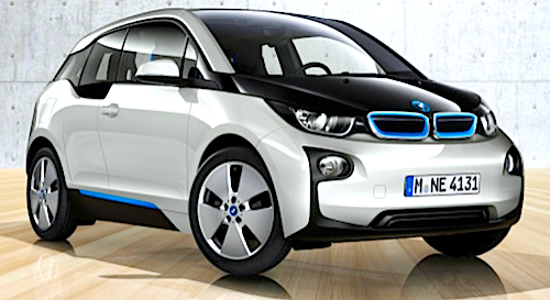 BMW Tests Lightweight Assembly for Electric Cars (VIDEO
