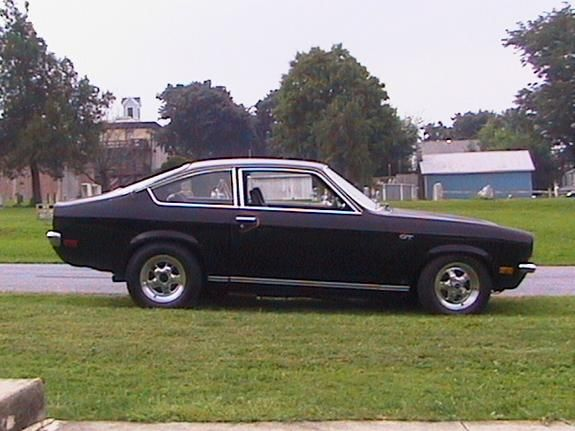Xbadbowtie4lifex S 1972 Chevrolet Vega In Mt Aetna Pa Jacked Up