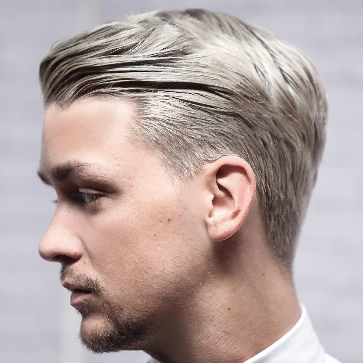 Haare männer dunkelblonde Trend