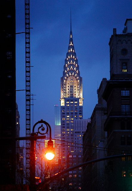 Chrysler Building  by NYC♥NYC #nyc