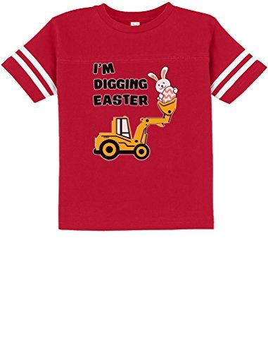 Im digging easter gift for tractor loving boys toddler j https amazon im digging easter gift for tractor loving boys toddler jersey t shirt clothing negle Gallery