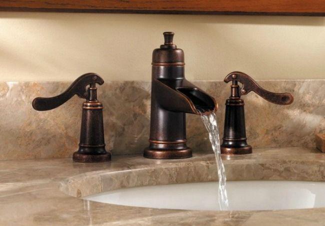 rustic bathroom faucets