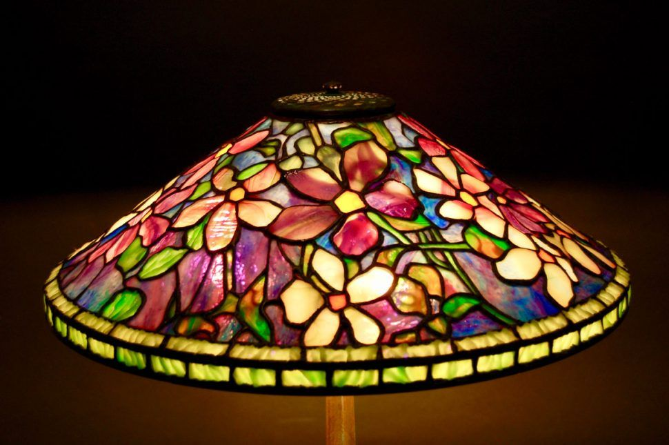 Lighting Medium Tiffany Lamp Shades Replacement Style Only Ebay