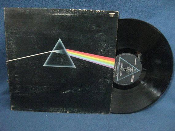 Image result for pink floyd dark side of the moon original sale