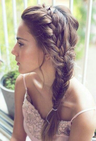 different braid styles