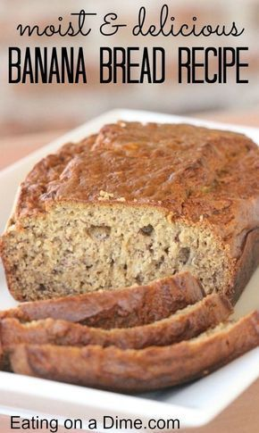 Easy banana bread recipe food processor pinterest moist easy banana bread recipe food processor pinterest moist banana bread banana bread recipes and bread recipes forumfinder