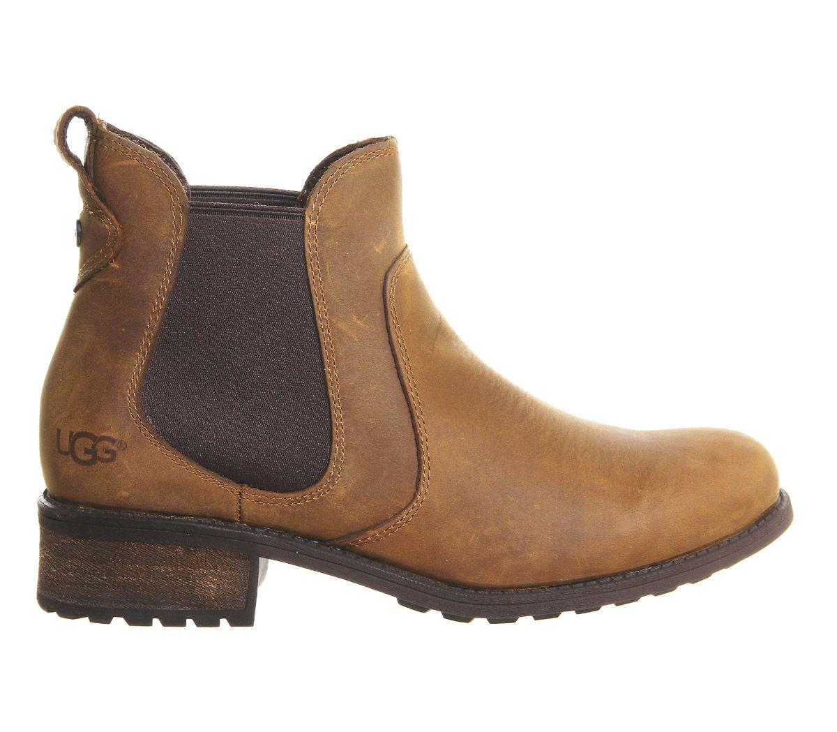 Chestnut Leather Ugg Australia Bonham Chelsea Boots From Office Co Uk