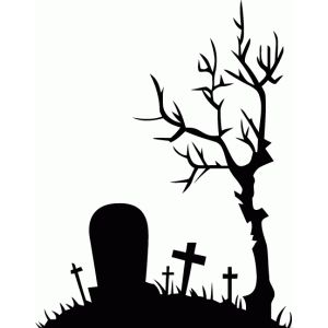 silhouette design store search designs halloween silhouettes rh pinterest co uk halloween cemetery clipart