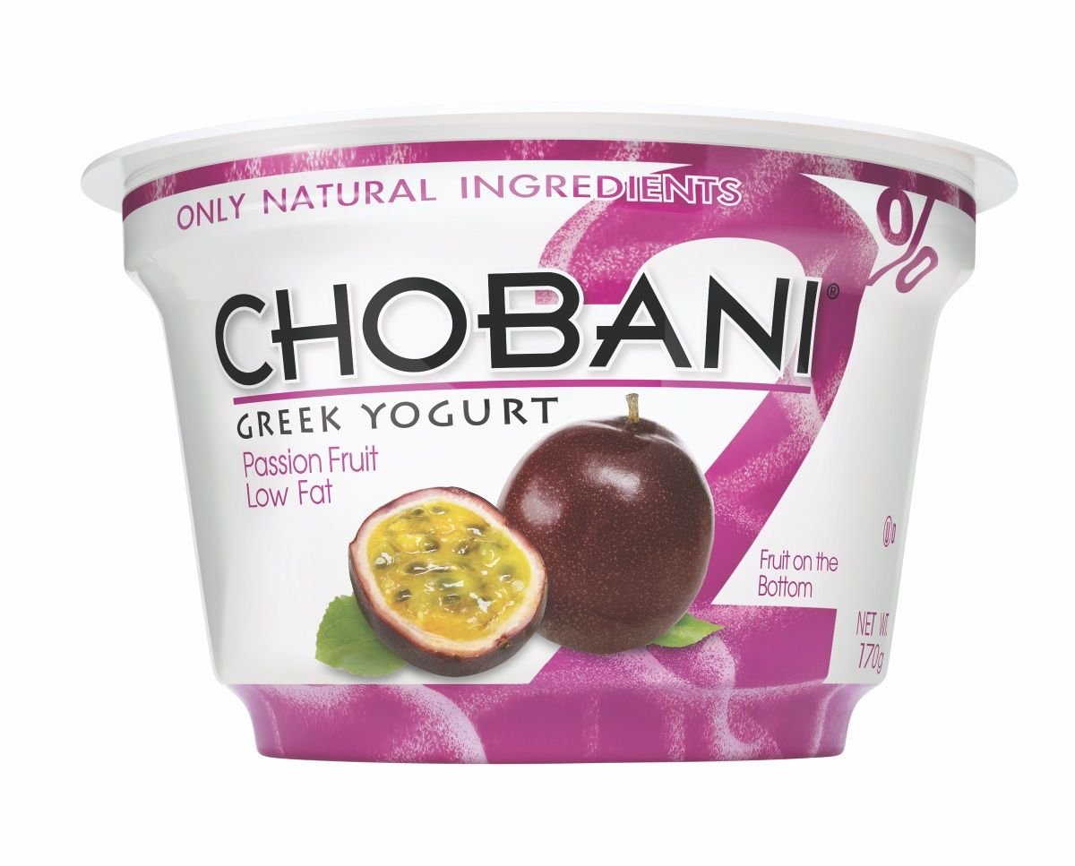 Chobani passion fruit I am in love with this flavor