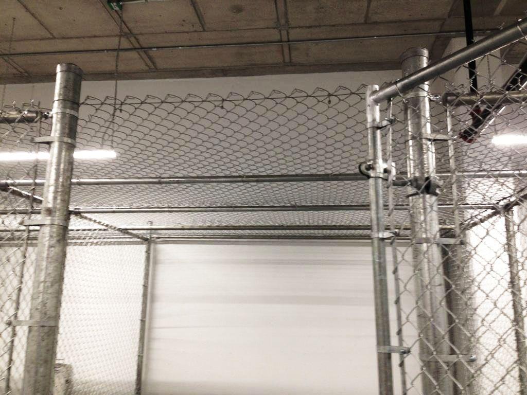 Chain Link Fence Interior Chainlink Storage