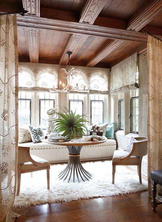 Princeton Showhouse 2012  Dining by Judy King Interiors