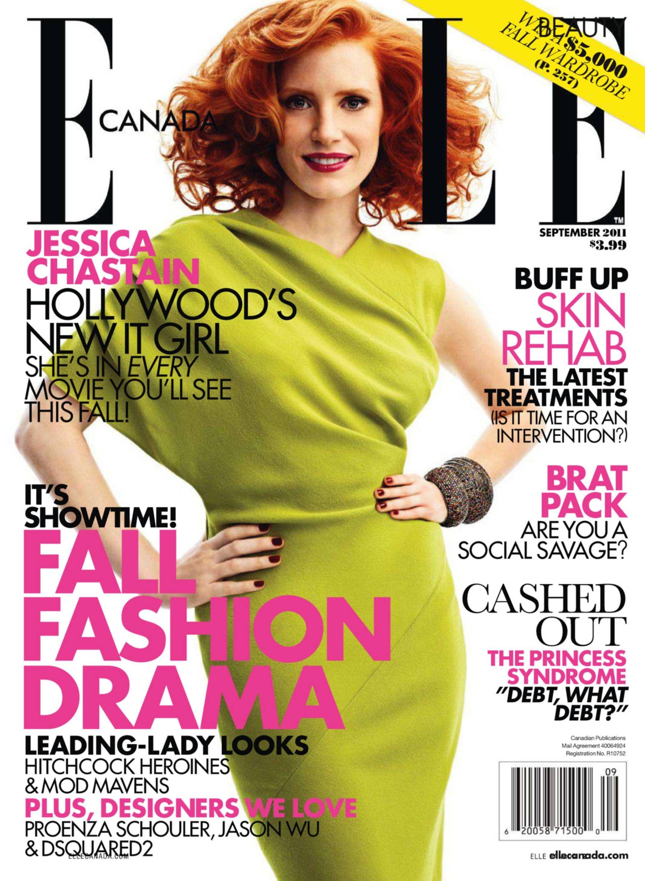 jessica chastain Jessica chastain, Jessica, Ad fashion