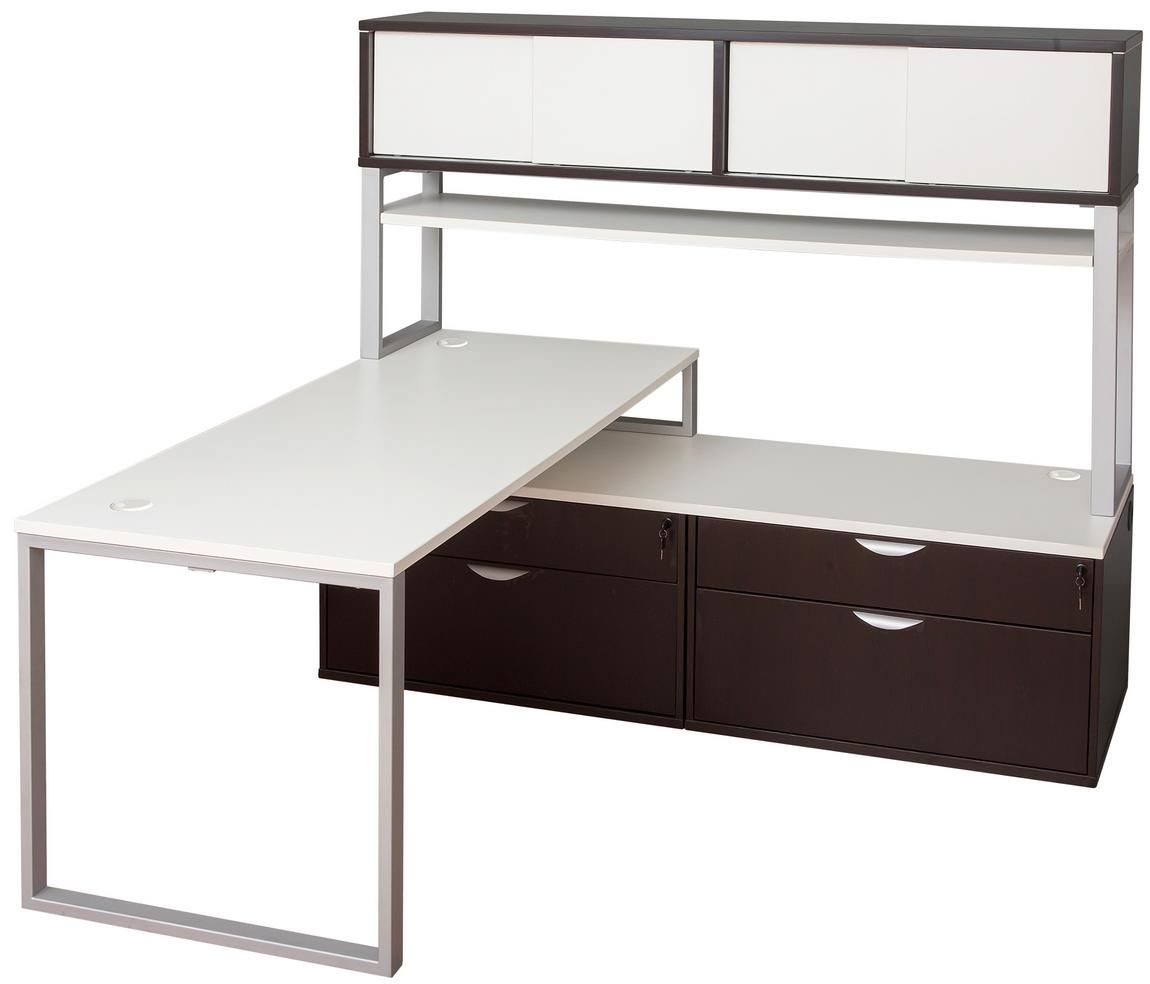 Modern And Contemporary L Shaped Desks With Side Storage Https Goo