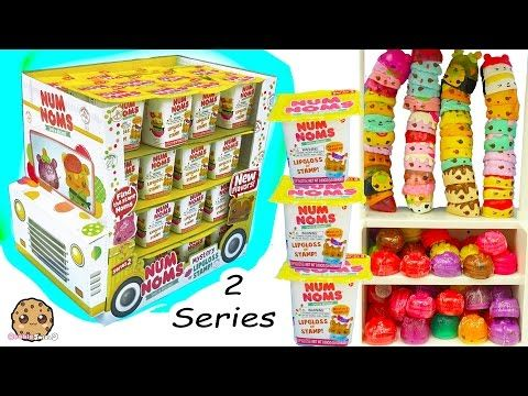 Series 2 Full Ice Cream Truck Box Of 48 Num Noms Surprise