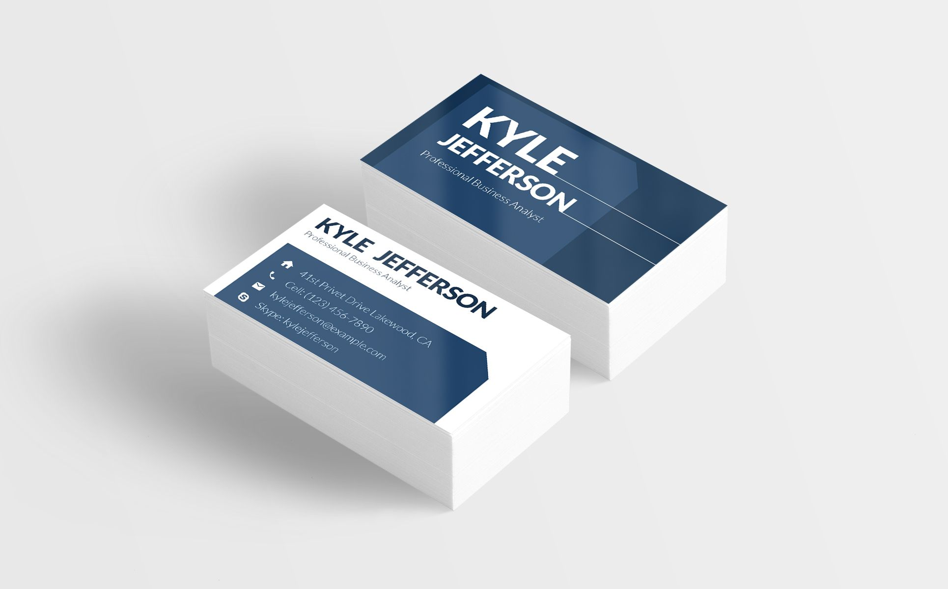 Kyle jefferson businessman manager and consultant