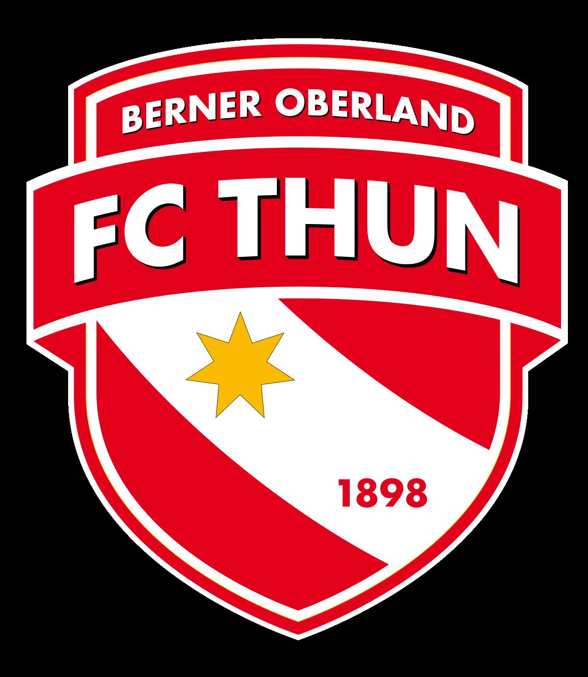 Thun Logo Thun Sports Logo Football Logo