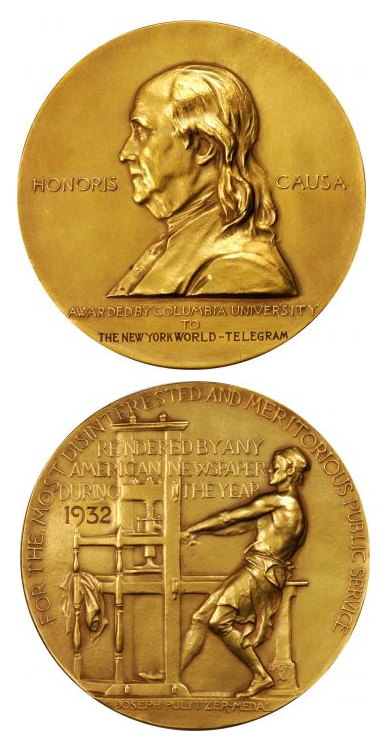 A 1936 Nobel Peace Prize discovered at a South American pawn shop is heading to the auction block.
