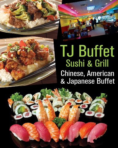 find great coupons from tj buffet sushi grill in this week s issue rh pinterest com great american buffet manassas va coupons great american buffet manassas va coupons