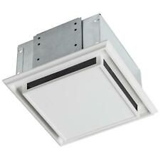 BROAN 682 Duct Free Bathroom Fan For Ceiling or Wall 7 1/8 ...
