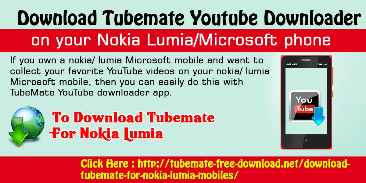 Tubemate youtube downloader for windows nokia mobile phone is one of tubemate youtube downloader for windows nokia mobile phone is one of the most important app for every user since it gives you all videos in your ccuart Image collections