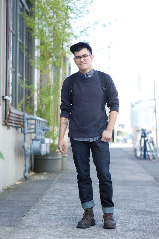 Urban Weeds Street Style From Portland Oregon Mens Fashion Likes