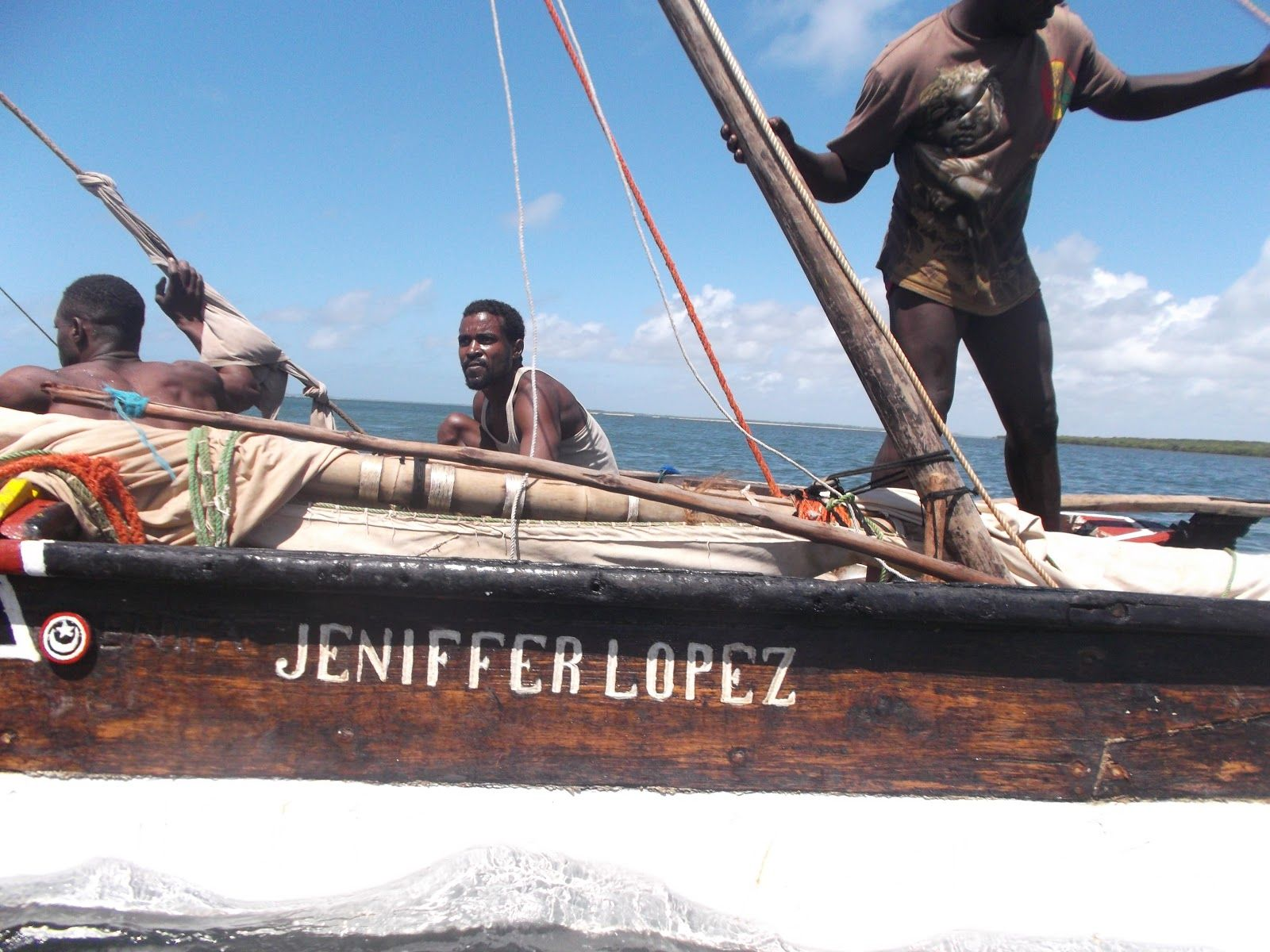 Pate town on Pate Islannd - Lamu archipelago 13 September 2012