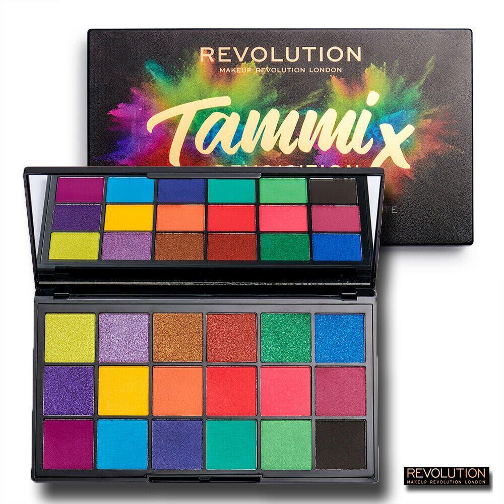 Makeup Revolution Eyeshadow Palette X Tammi Tropical
