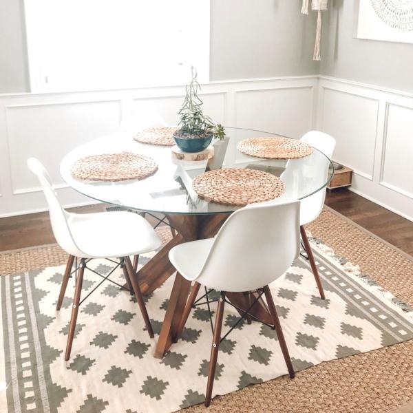 Simon Espresso X Dining Table Base In 2020 Small Dining Table Dining Table Bases Dining Room Small