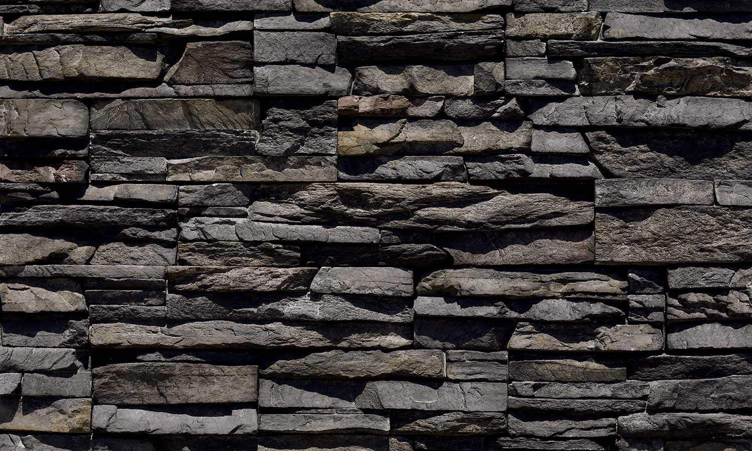 Stacked Stone In