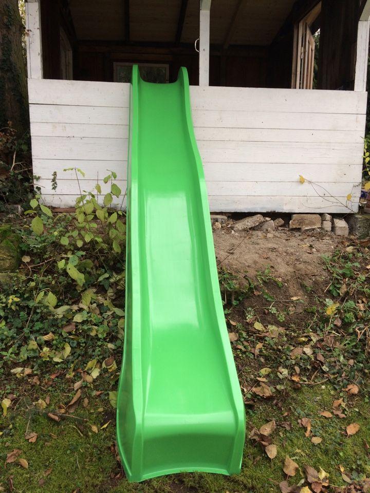 Wellenrutsche Rutsche Grun Lange 3 M Passend Fur Alle Schaukeln Spielturme Stelzenhauser Mit Podesthohe Ca 1 50 Cm 5 Cm Park Slide Slide
