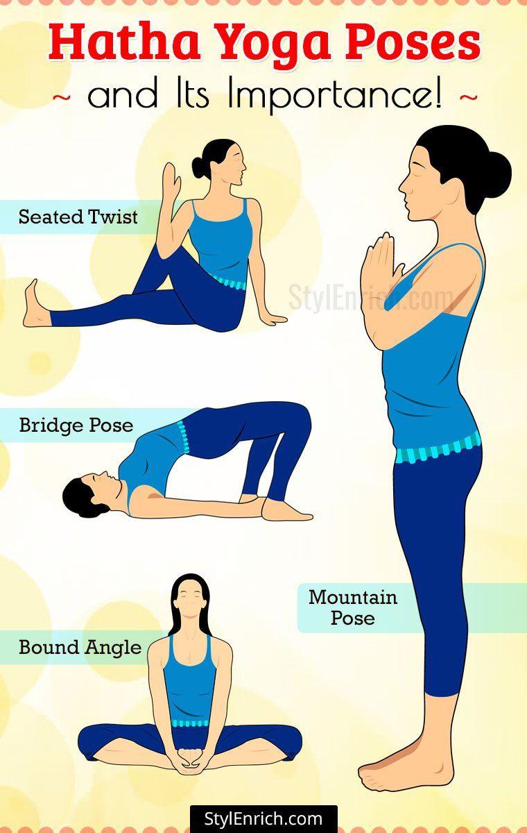 Benefits Of Hatha Yoga Poses