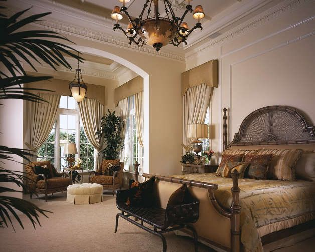 High End Interior Design Firm Decorators Unlimited Palm Beach Caribbean Dreamy Bedrooms
