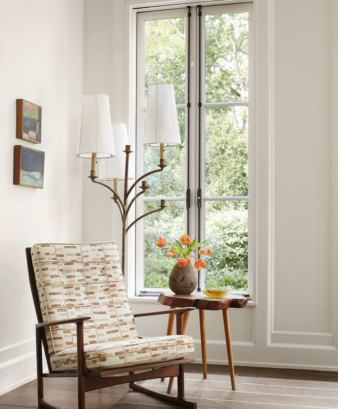 Eclectic, Modern Family Room, Living Room, Vignette | JESSICA JUBELIRER DESIGN | Dering Hall Design Connect In partnership with Elle Decor, House Beautiful and Veranda.