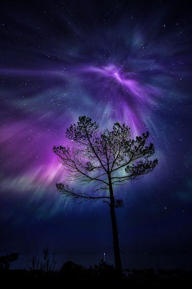 renamonkalou:  Amazing night in Porvoo Finland  Jari Johnsson