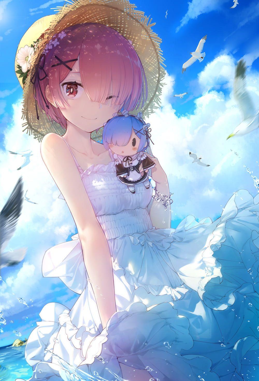 Anime Anime Girls Digital Art Artwork Vertical Portrait Display 720p Wallpaper Hdwallpaper Desktop Arte De Anime Dibujar Ojos De Anime Fondo De Anime