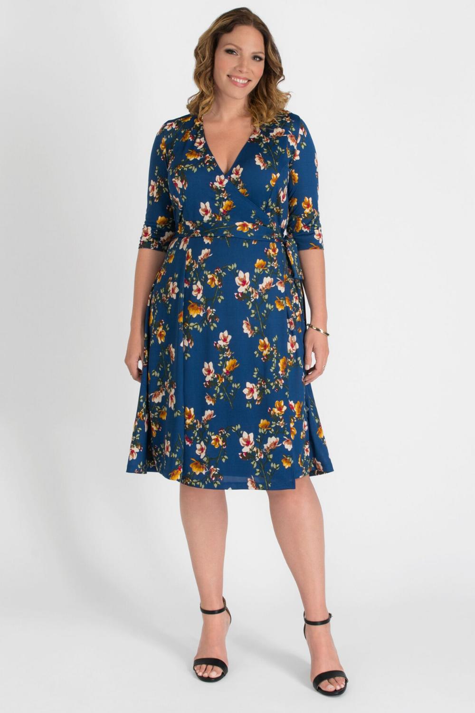 Plus Size Wrap Dresses Trendy Plus Size Clothing Plus Size Cocktail Dresses Cocktail Dresses With Sleeves [ 1500 x 1000 Pixel ]