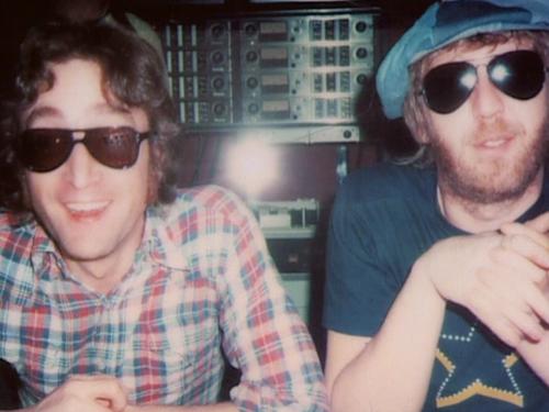 John and Harry Nilsson John lennon, Harry nilsson, Lennon