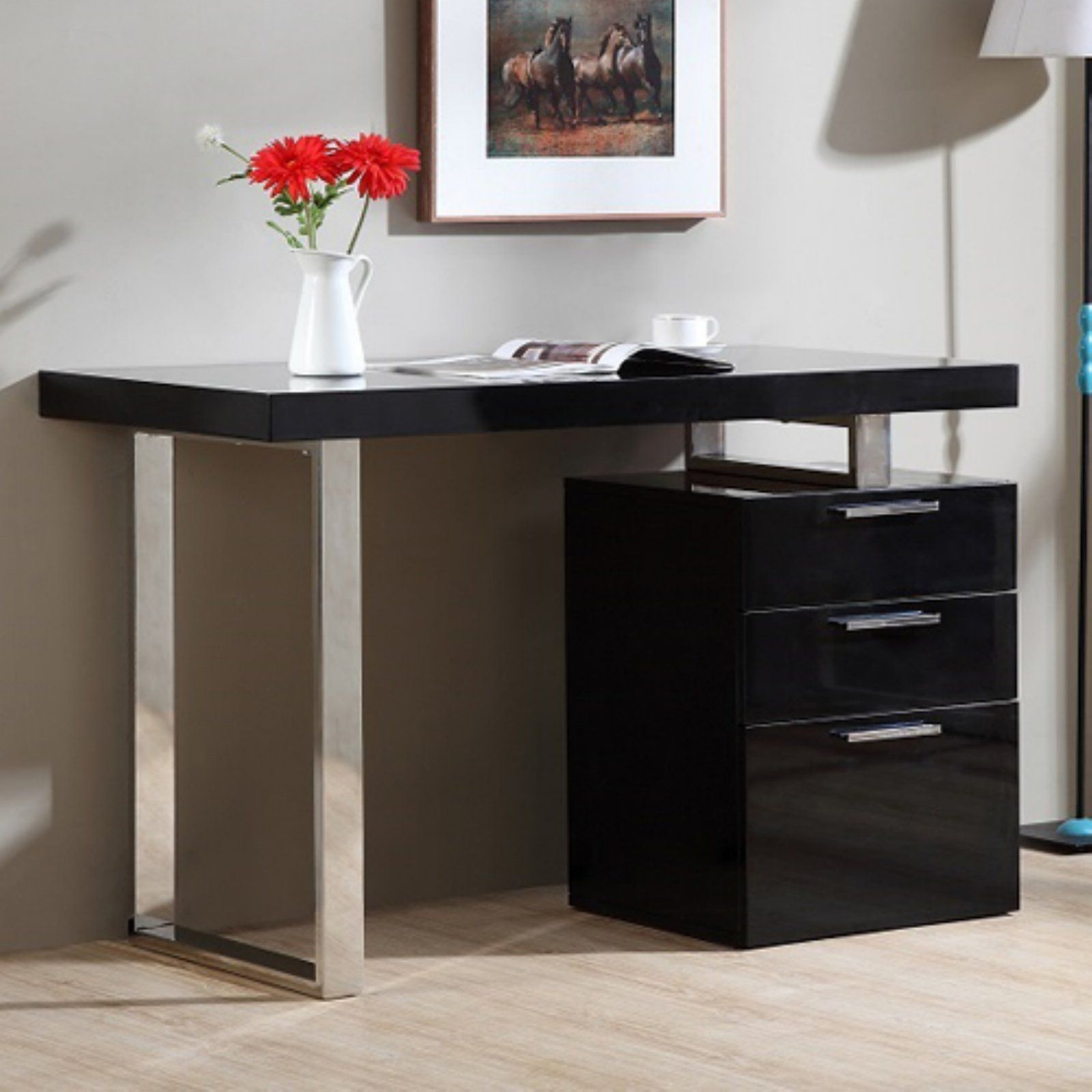 J&M Furniture CE Geneva Writing/Laptop Desk | Products in