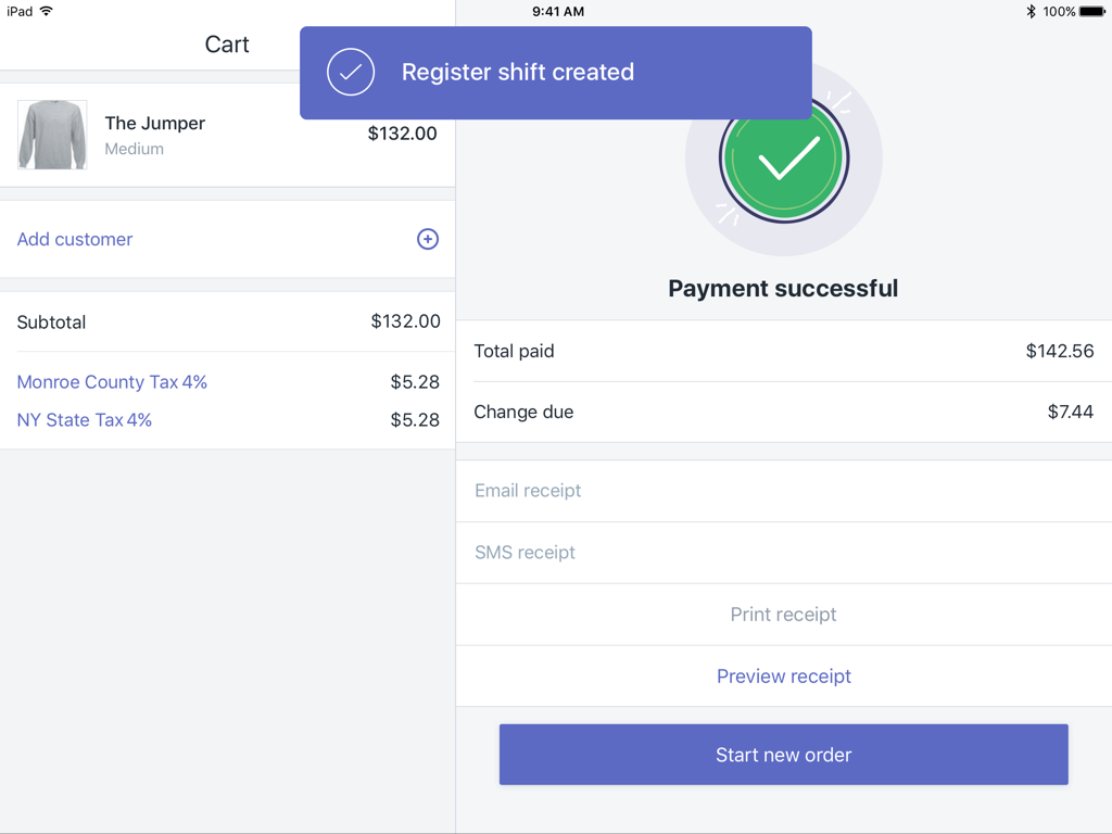 Register Shifts Shopify Help Center Shopify Shift App