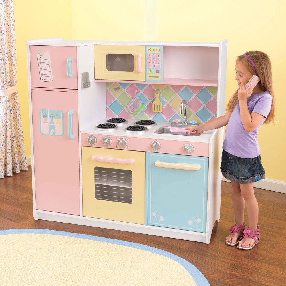 Costco UK KidKraft My Precious Kitchen (3+ Years) Kids