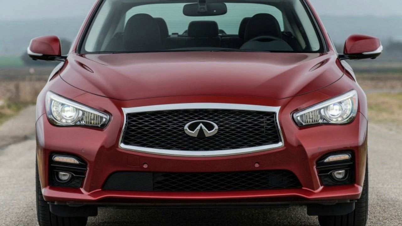 Review 2016 Infiniti Q50 Red Sport 400 AWD 2017
