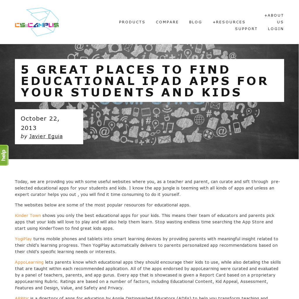 Useful sites for teachers: a selection of the best